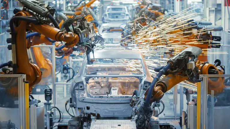 IIP: High industrial output figures may not reflect real growth due to low-base effect from 2020 lockdown